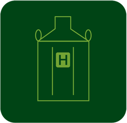 FIBC Hemp Bulk bags icon
